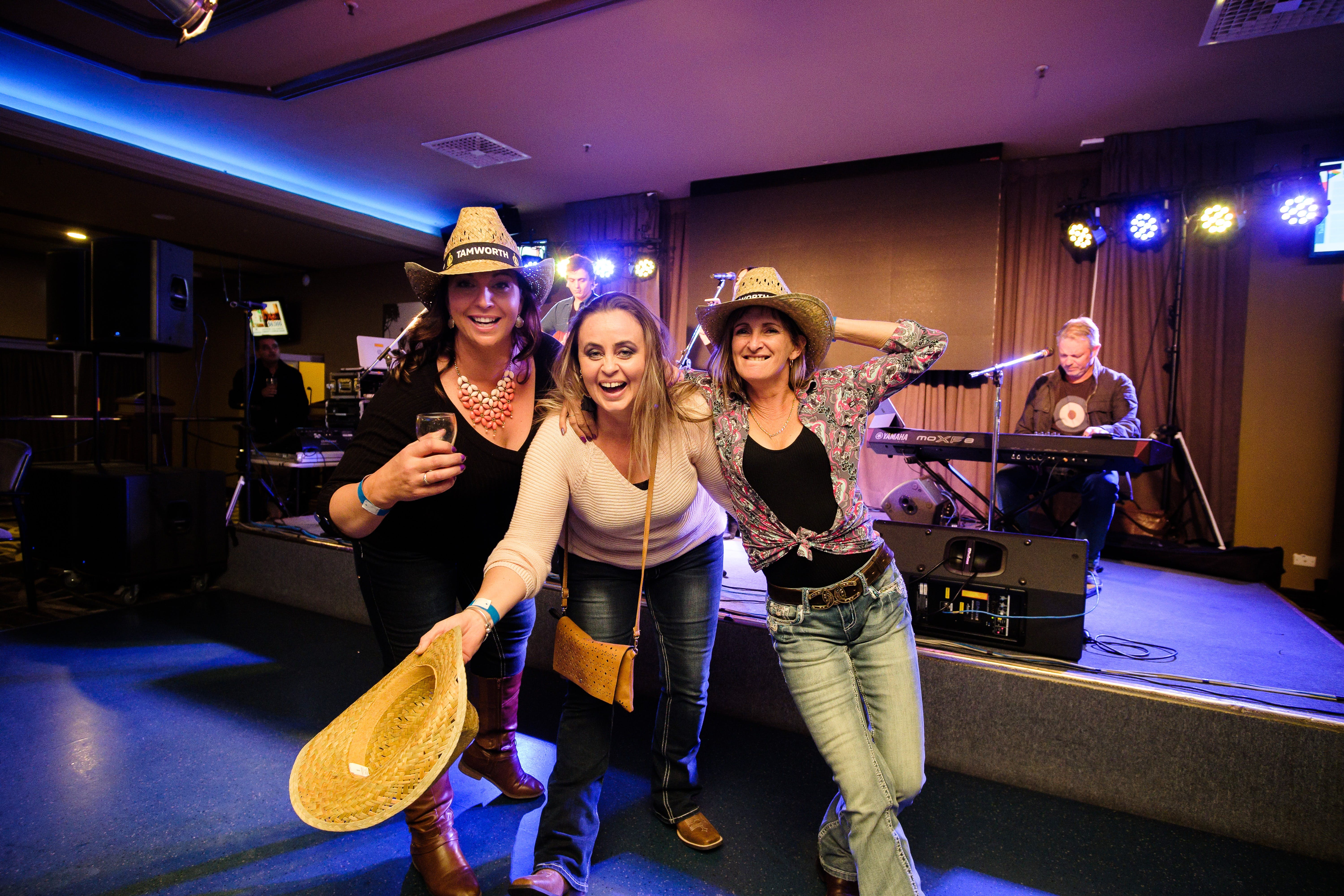 Hats Off to Country Music Festival - Accommodation Broome