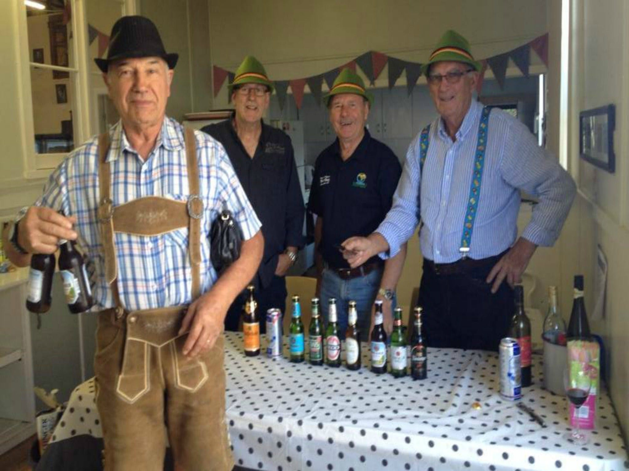 Oktoberfest Dungog - Accommodation Broome