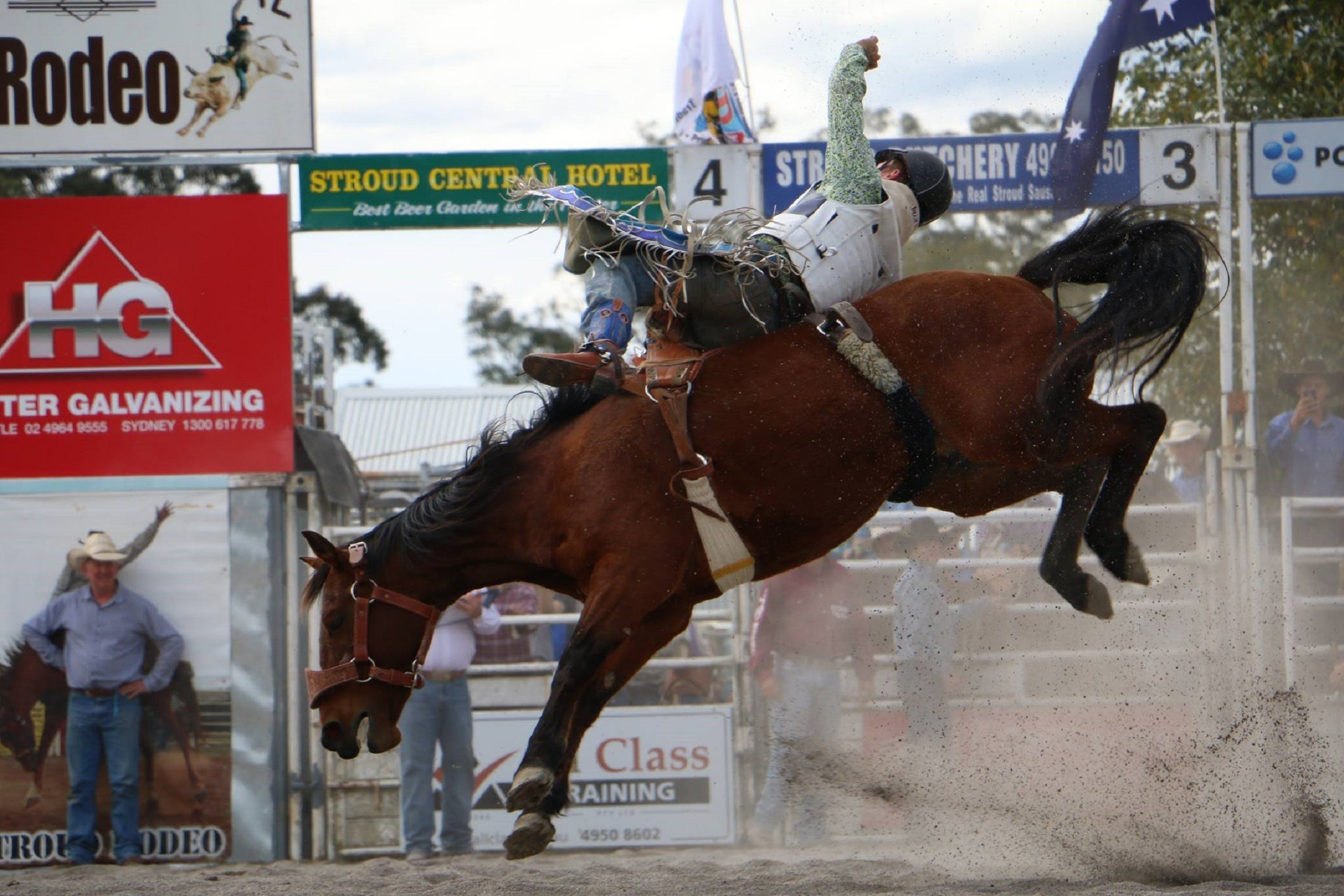 Stroud Rodeo and Campdraft - Accommodation Broome