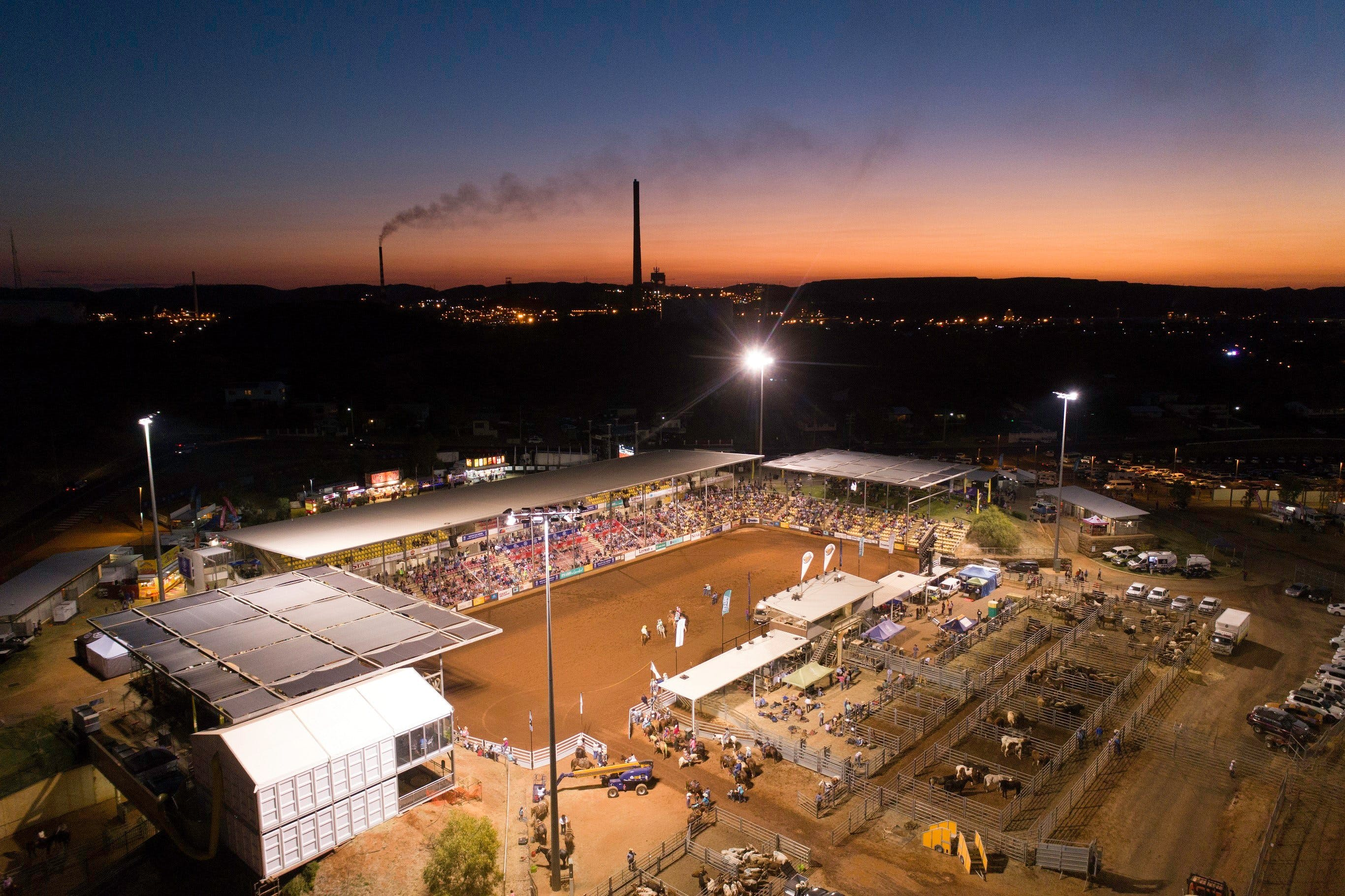 The 2020 Virtual Mount Isa Mines Rodeo - Accommodation Broome