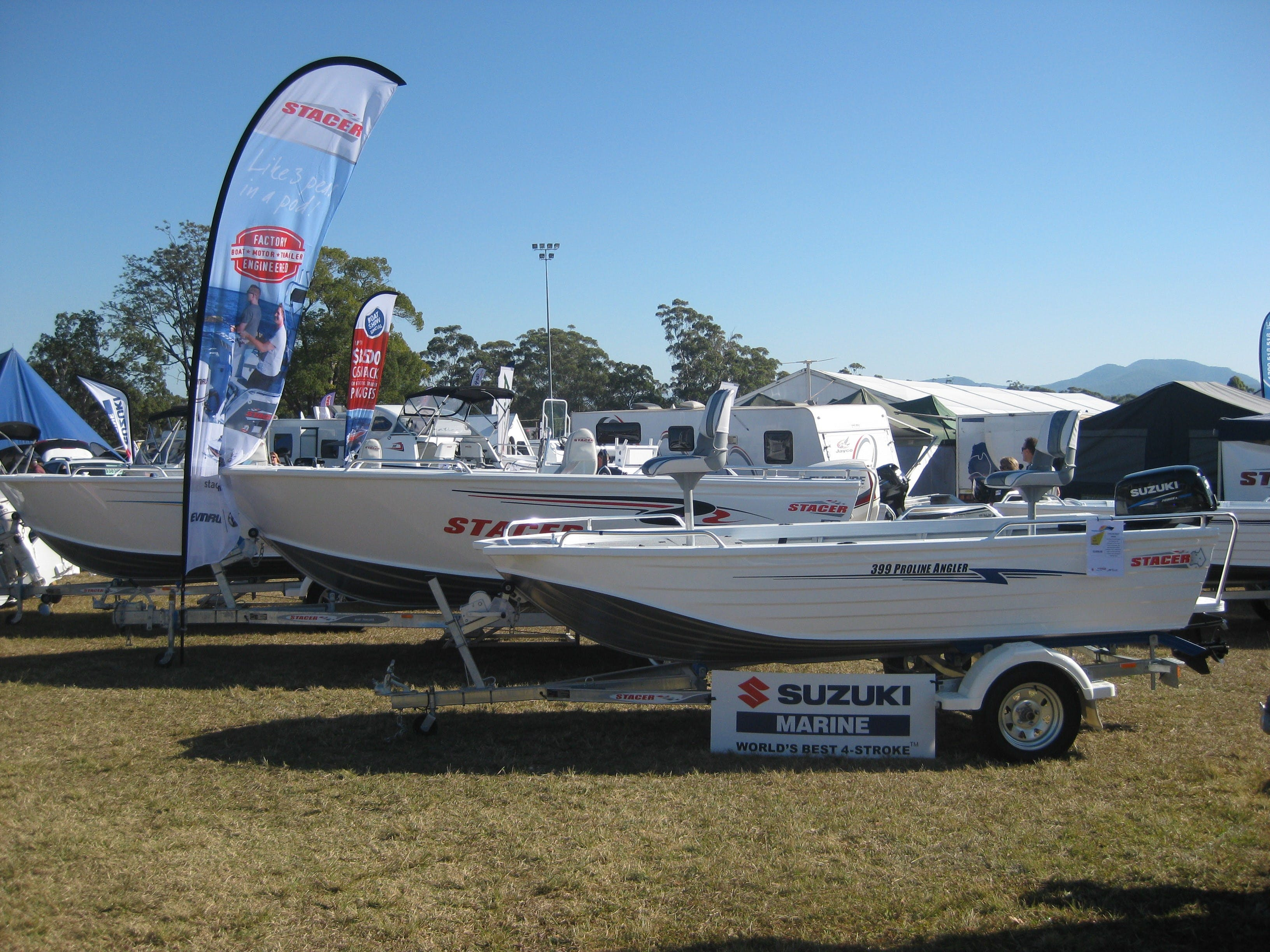 Mid North Coast Caravan Camping 4WD Fish and Boat Show - Accommodation Broome