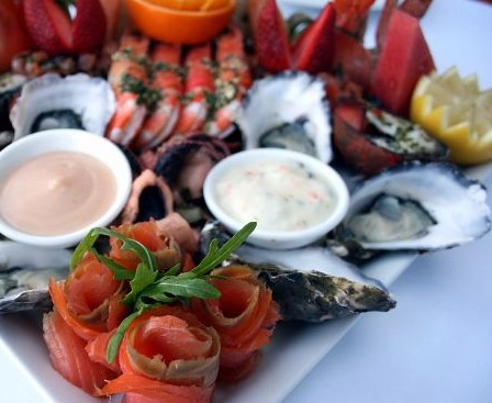 Stonebar Seafood Brasserie - Accommodation Broome