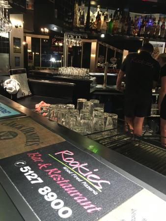 Rookies Pizzeria Bar  Grill - Accommodation Broome