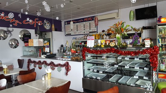 Spiders cafe - Accommodation Broome