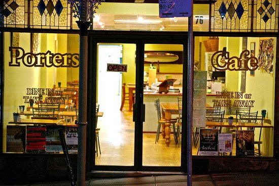 Porters Cafe - Accommodation Broome