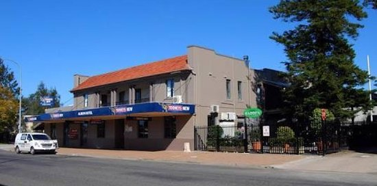 Albion Hotel - Accommodation Broome