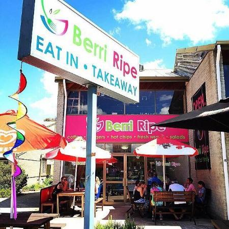Berri Ripe Cafe  Takeaway - Accommodation Broome