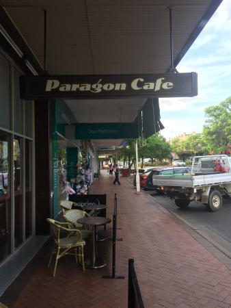 Paragon Cafe Parkes - Accommodation Broome
