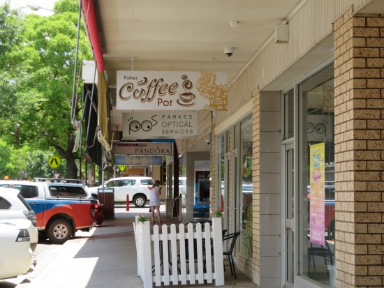 Parkes Coffee Pot - Accommodation Broome