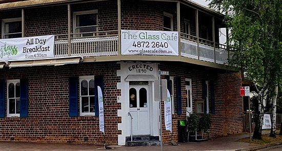 The Glass Cafe - Accommodation Broome