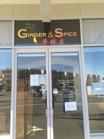 Ginger and Spice - Accommodation Broome