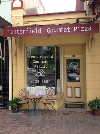 Tenterfield Gourmet Pizza - Accommodation Broome