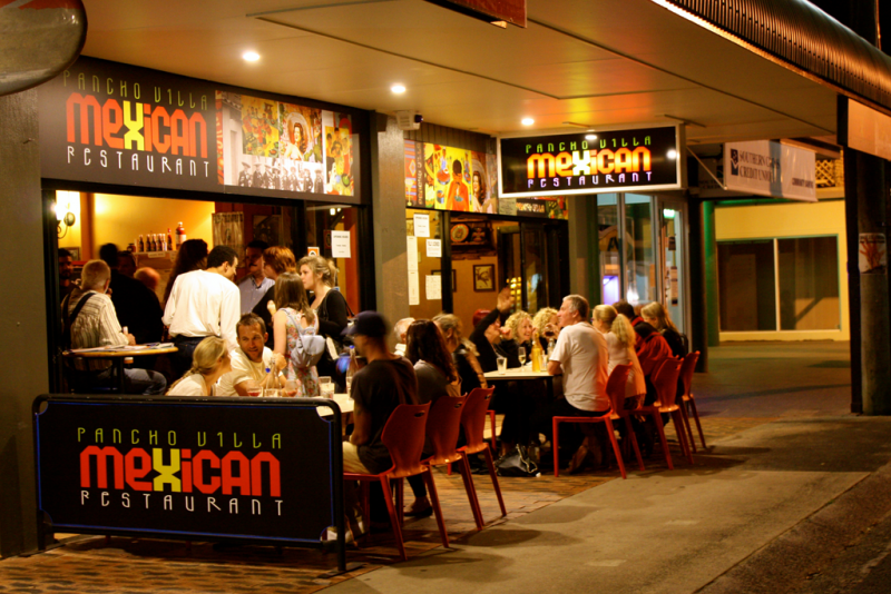 Pancho Villa Mexican Restaurant - Accommodation Broome