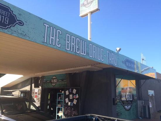 The Brew Drive Thru - Accommodation Broome