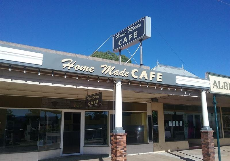 Home Made Cafe Avoca - Accommodation Broome