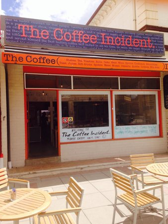 The Coffee Incident - Accommodation Broome