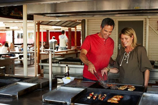 Pioneer BBQ and Bar - Accommodation Broome