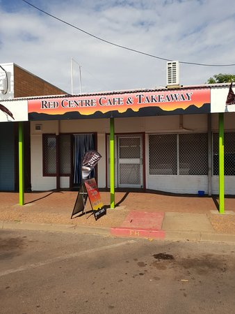 Red Centre Cafe and Takeaway - Accommodation Broome