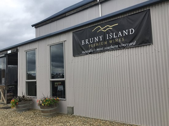 Bruny Island Wines Grill - Accommodation Broome