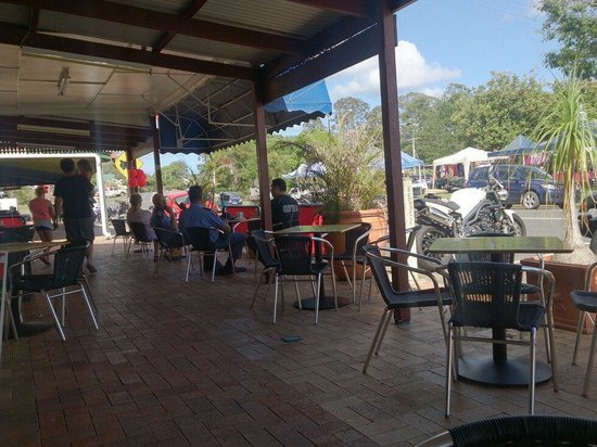 The Rattler Cafe - Accommodation Broome