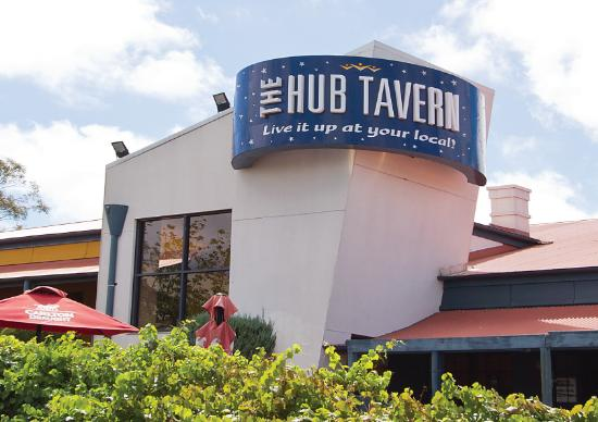 Aberfoyle Hub Tavern - Accommodation Broome