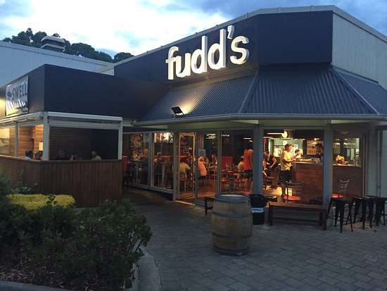 Fudd's - Accommodation Broome