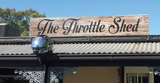 The Throttle Shed - Accommodation Broome