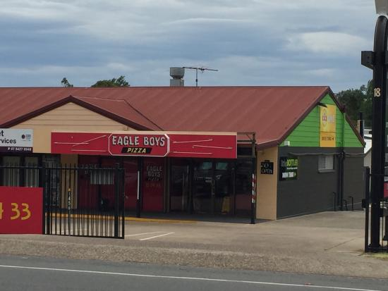Eagle Boys Pizza - Accommodation Broome
