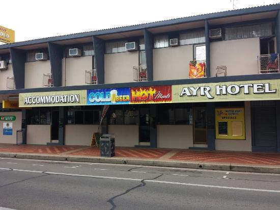 Ayr Hotel - Accommodation Broome