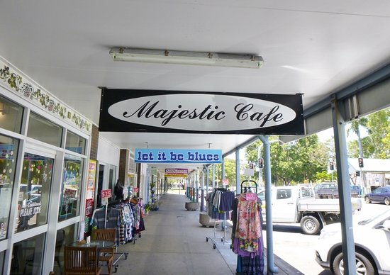 Majestic Cafe - Accommodation Broome