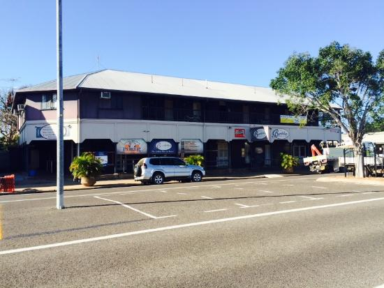 The Burdekin Hotel Restaurant - Accommodation Broome