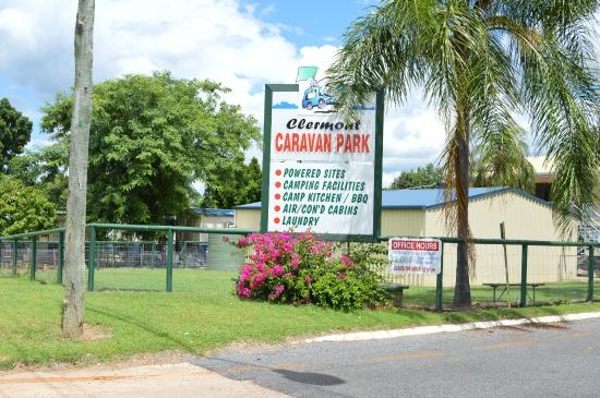 Clermont Caravan Park - Accommodation Broome