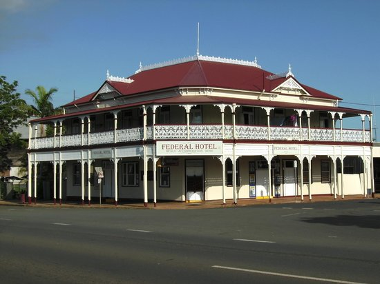 Federal Hotel - Accommodation Broome