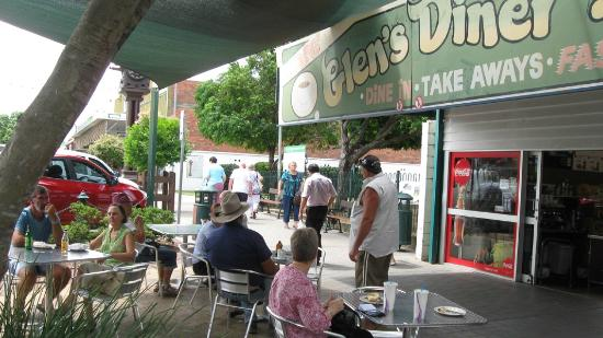 Glen's Diner - Accommodation Broome