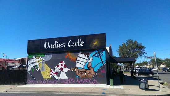 Oodies Cafe - Accommodation Broome