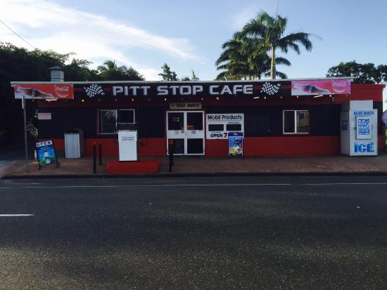 Pittstop Cafe Proserpine - Accommodation Broome