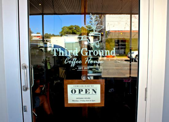 Third Ground Coffee House - Accommodation Broome
