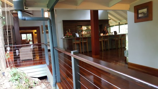 Treehouse Restaurant - Accommodation Broome