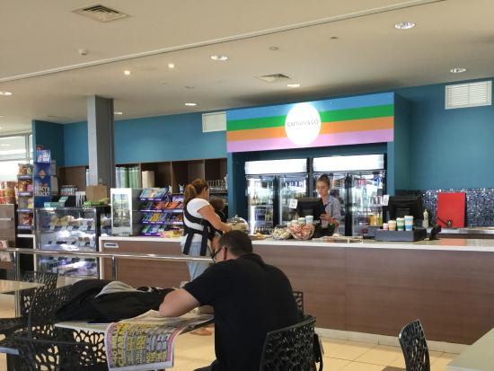 Whitsunday Coast Airport Cafe - Accommodation Broome