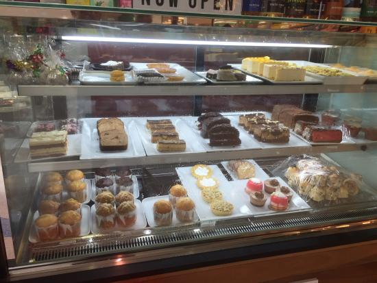 Ivy's coffee  cake - Accommodation Broome
