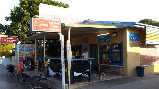 Jetty Seafood and Hamburgers - Accommodation Broome