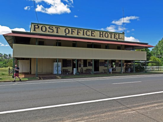 Post Office Hotel - Accommodation Broome