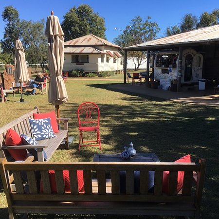 Rolleston Coffee Cart - Accommodation Broome