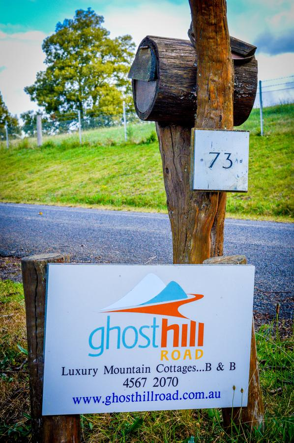 Ghost Hill Road - Accommodation Broome