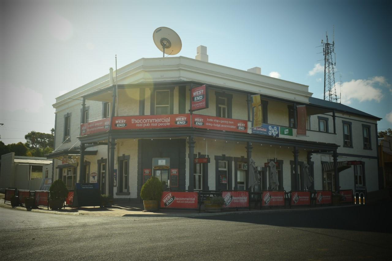 Commercial Hotel Morgan - Accommodation Broome