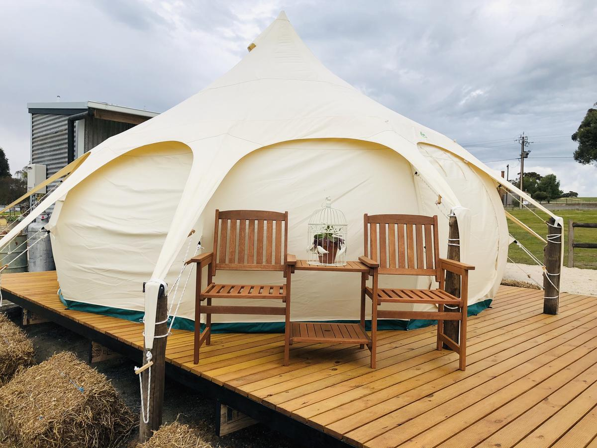 Bukirk Glamping - Accommodation Broome