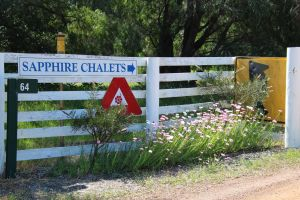 Sapphire Chalets Augusta - Accommodation Broome