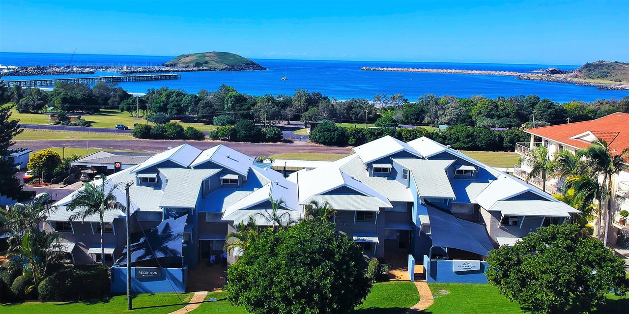 The Observatory Holiday Apartments - Accommodation Broome