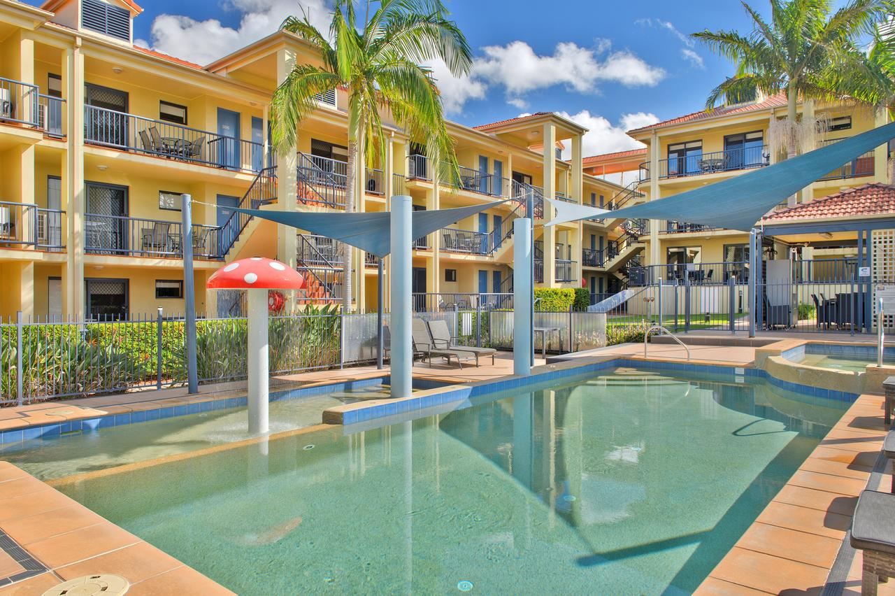 South Pacific Apartments - Accommodation Broome