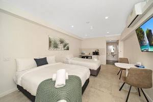 Carlton Suites - Accommodation Broome